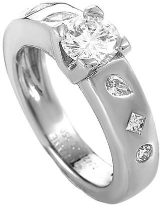 Chanel Heritage  Platinum 1.25 Ct. Tw. Diamond Ring