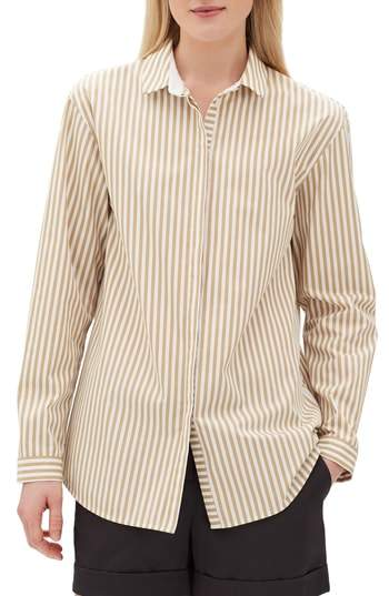Sabira Stripe Blouse