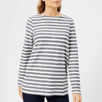 Joules Women's Caroline Sweatshirt with Zip Back