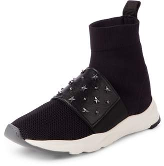 Balmain Cameron Studded Sock Sneaker