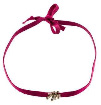 H.Stern 18K Diamond Cord Necklace