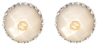 Gucci Crystal-embellished earrings