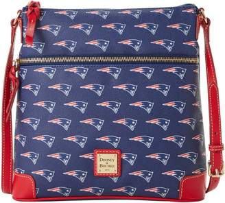 Dooney & Bourke NFL Patriots Crossbody