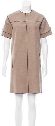 Derek Lam Wool Mini Dress