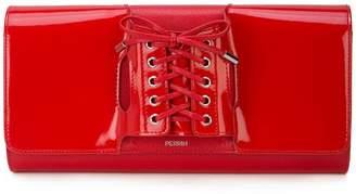 Perrin Paris corset detail clutch