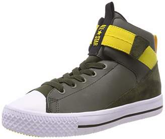 45b0aa5152c5 Converse Unisex Kids  Chuck Taylor All Star High Street Lite Hi-Top Trainers  Utility