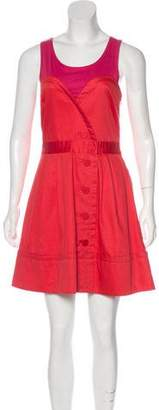 Marc by Marc Jacobs Sleeveless Casual Dress