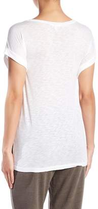 Splendid Roll Up Tee