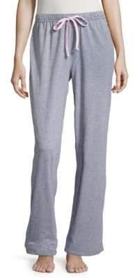 Nautica Striped Drawstring Pajama Pants