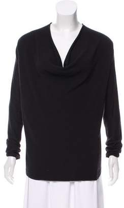 Donna Karan Cashmere & Wool-Blend Sweater