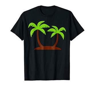 Palm trees island T-Shirt