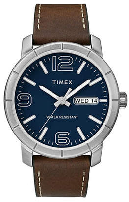 Timex Mens Analog Mod44 Strap Watch