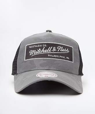 Mitchell and Ness Distressed Trucker Cap 23812748968