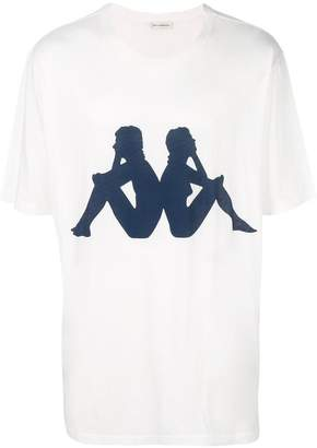 Faith Connexion Kappa logo T-shirt