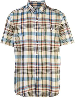 Michael Bastian plaid shirt