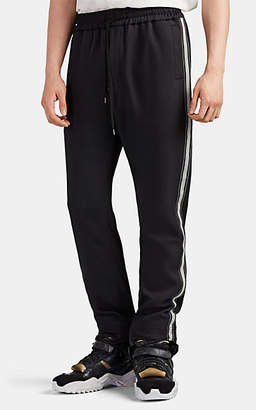 Cmmn Swdn Men's Buck Side-Striped Track Pants - Black