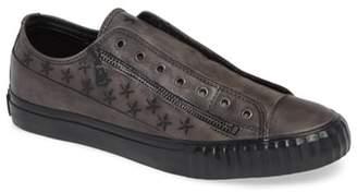 John Varvatos Collection Bootleg Laceless Sneaker