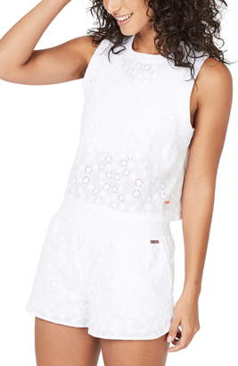 Sweaty Betty Eden Perforated Performance Tank