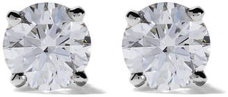 De Beers My First DB Classic diamond stud earrings
