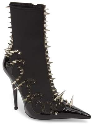 Jeffrey Campbell Savage Spike Bootie