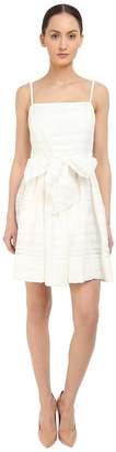 Kate Spade Ribbon Organza Bow Dress