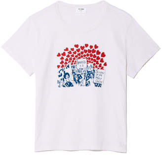 RE/DONE Women Of The World Classic Tee