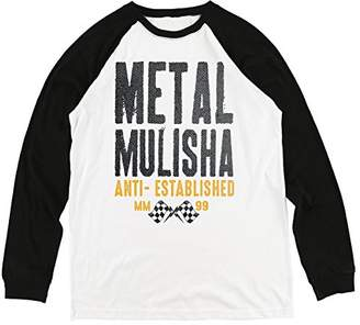 Metal Mulisha Men's First Raglan T-Shirt