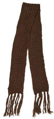 Etoile Isabel Marant Wool-Blend Knit Scarf w/ Tags