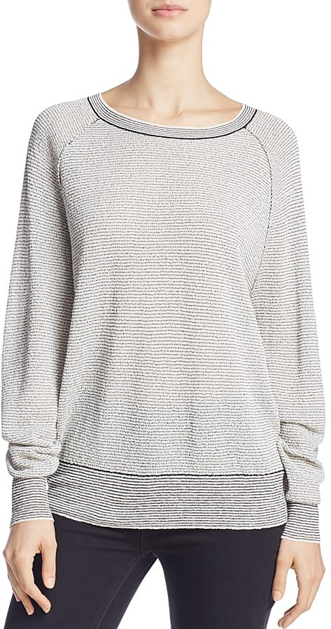 Theory Theory Amistair Textured Sweater