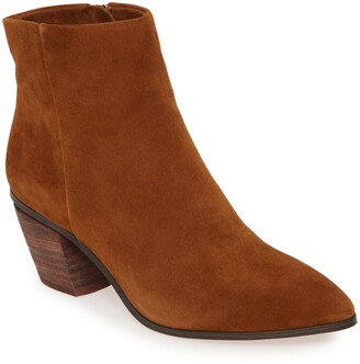 Vince Camuto Grasem Pointed Toe Western Boot
