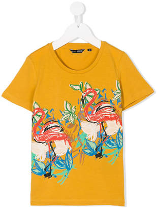 Antony Morato Junior flamingo print T-shirt