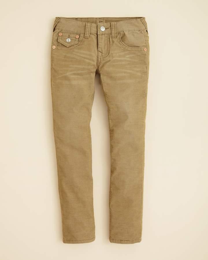 Boys' Geno Slim Fit Corduroy Pants - Big Kid