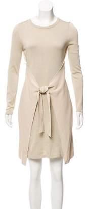 Calvin Klein Collection Calvin Klein Long Sleeve Dress