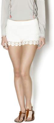 Elise Lace Shorts