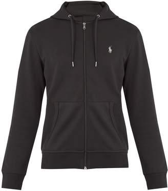 Polo Ralph Lauren Zip-through hooded jersey sweatshirt