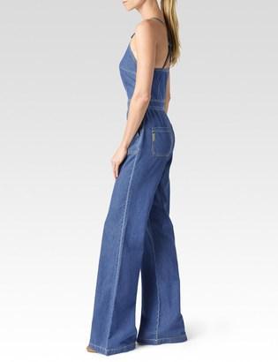 Rihannon Jumpsuit - Rockford $239 thestylecure.com