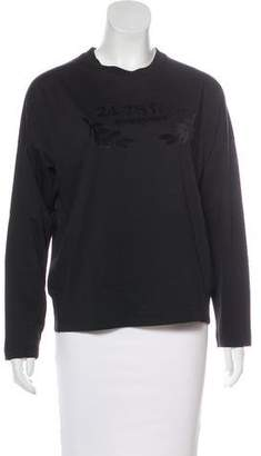 DSQUARED2 Long Sleeve Logo Top