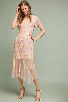 Nanette Lepore Zelda Beaded Dress