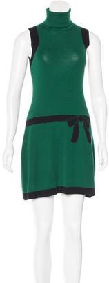 Twin.Set Turtleneck Shift Dress $85 thestylecure.com