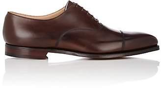 8d1e006f50ef7 Crockett Jones Crockett & Jones Men's Hallam Leather Balmorals - Dk. brown
