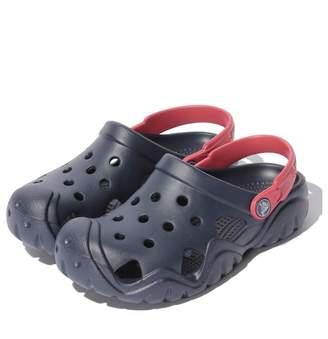 Crocs (クロックス) - crocs(KIDS WEAR) CROCSサンダル
