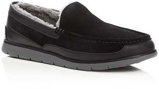 UGG® Fascot Slippers $130 thestylecure.com