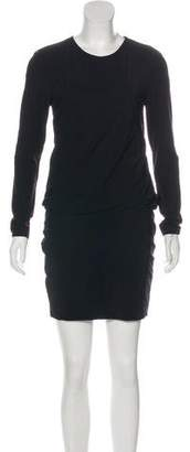 Alexander Wang Long Sleeve Knit Dress
