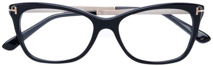 Tom Ford Eyewear cat eye glasses