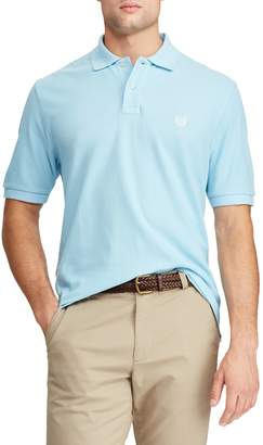 Chaps Short-Sleeve Cotton Polo