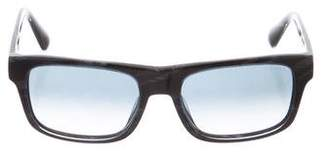 Prada Marble Tinted Sunglasses