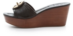 Tory Burch Selma Wedge Mules