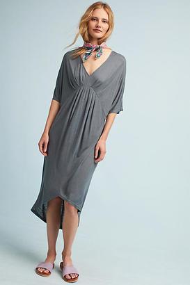 Anama Lyndsie V-Neck Kimono Dress $88 thestylecure.com