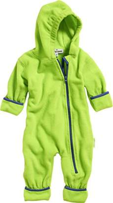 Playshoes Unisex Baby All-in-One Fleeceoverall Overall,(Manufacturer Size:62cm)