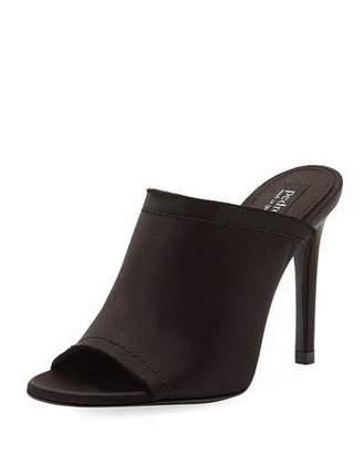Pedro Garcia Rae Satin Glove Mule Sandal